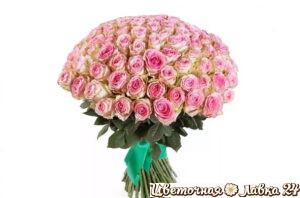 Букет из роз Эсперанса